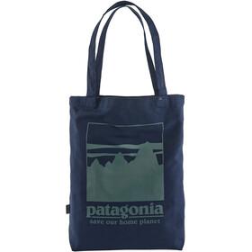 Patagonia Market Sac fourre-tout, bleu